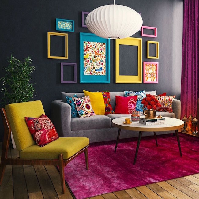 How to Choose Living Room Furniture Color