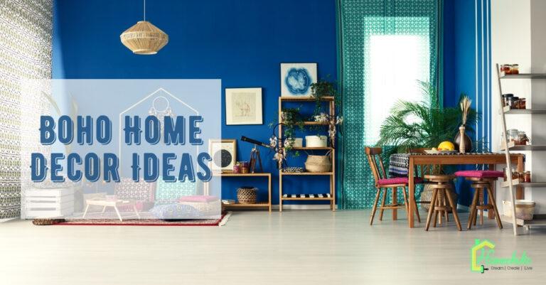 21 Boho Home Decor Ideas That Rocks