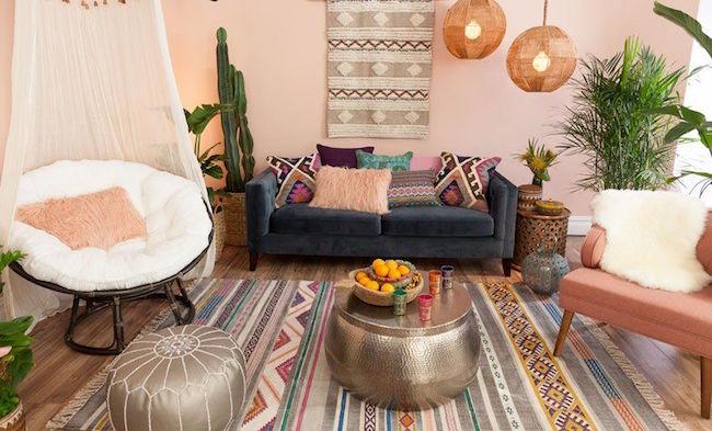 Bohemian Interior Styles