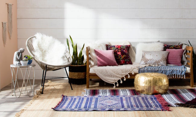 Bohemian Home Accessories