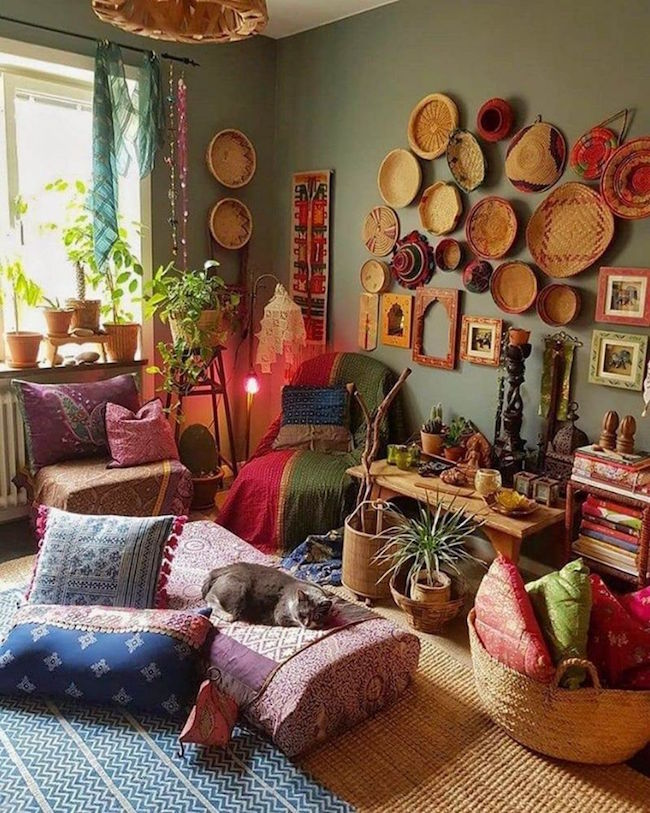 Bohemian House Decorations
