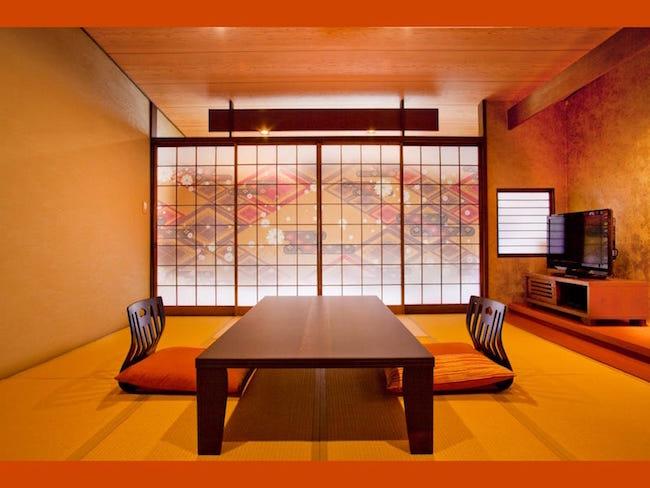 Modern Japanese Style Living Room
