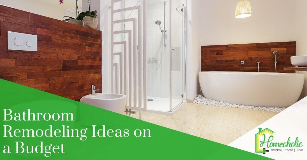 Cheap Bathroom Remodeling Ideas