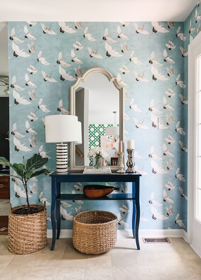 Decorating a Rental House on a Budget,